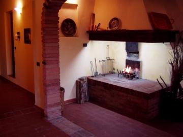 Casa vacanze toscana il fienile for Il nido del picchio